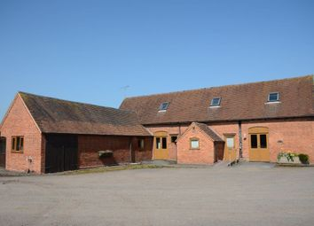 Thumbnail 4 bed barn conversion to rent in The Wheat House, Chase Farm, B`Ham Rd, Kenilworth.