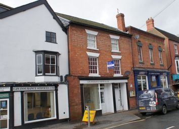 Thumbnail 2 bed town house to rent in Teme Street, Tenbury Wells