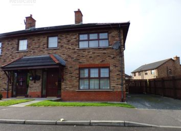 Thumbnail 3 bed semi-detached house for sale in Grange Meadows, Kilkeel, Newry