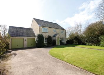 Thumbnail 7 bed detached house for sale in Big Green, Warmington, Peterborough