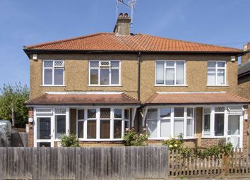 Thumbnail 3 bedroom semi-detached house for sale in Draycot Road, Tolworth, Surbiton