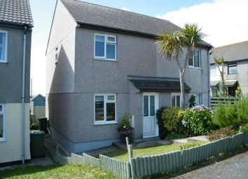 Thumbnail 2 bed semi-detached house for sale in St. Buryan, Penzance, Cornwall