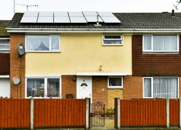 Thumbnail 3 bed terraced house for sale in Grasmere Close, Brownsover, Rugby