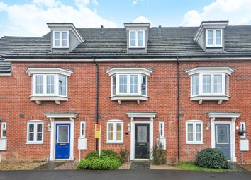 Thumbnail 3 bed terraced house for sale in Urquhart Road, Thatcham