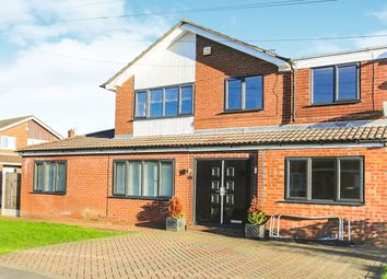 Thumbnail 4 bed detached house for sale in The Mere, Cheadle Hulme, Cheadle, Cheshire
