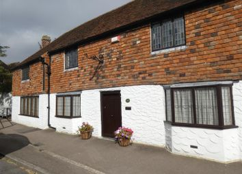 Thumbnail 3 bed property to rent in High Street, Bridge, Canterbury