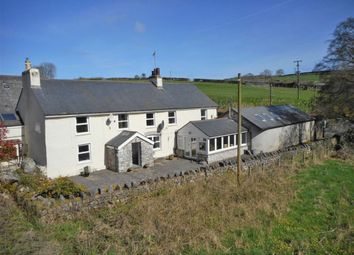 Thumbnail 5 bed detached house for sale in Great Urswick, Ulverston, Cumbria