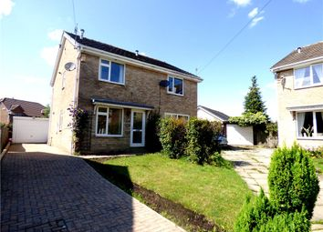 Thumbnail 2 bed semi-detached house to rent in Thanet Garth, Silsden, Keighley, West Yorkshire