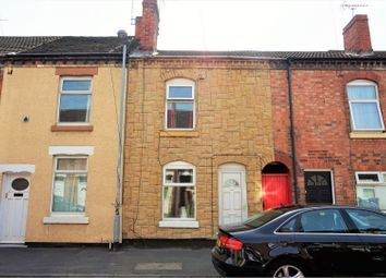 Thumbnail 2 bed terraced house for sale in Goodman Street, Burton-On-Trent