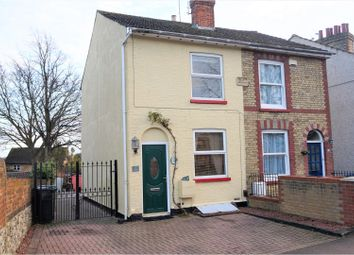 Thumbnail 3 bed semi-detached house for sale in Oakwood Road, Maidstone