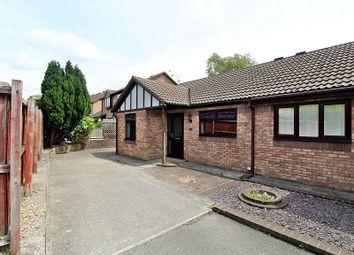 Thumbnail 2 bedroom semi-detached bungalow for sale in Grafton Drive, Cross Inn, Pontyclun, Rhondda, Cynon, Taff.