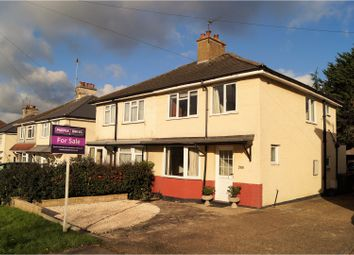 Thumbnail 3 bedroom semi-detached house for sale in Mutton Lane, Potters Bar