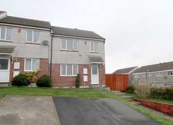 Thumbnail 3 bed property for sale in Cayley Way, Plymouth