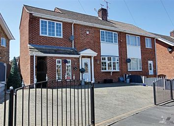 Thumbnail 3 bed semi-detached house for sale in Edwin Avenue, Walton, Chesterfield, Derbyshire