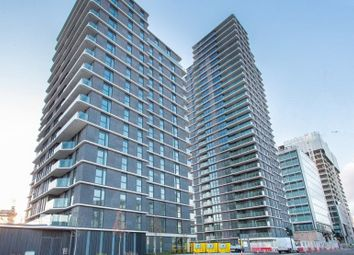 Thumbnail 2 bed property to rent in Cassia Point, 2 Glasshouse Gardens, Stratford, London.