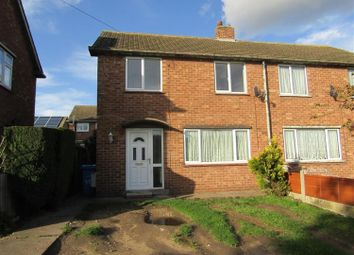 Thumbnail 2 bedroom semi-detached house for sale in Station Avenue, Ranskill