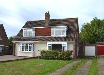 3 bed semi-detached house for sale in Framley Road, Tonbridge TN10