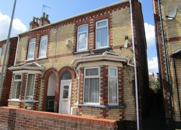 Thumbnail 3 bed semi-detached house for sale in Asquith Street, Gainsborough