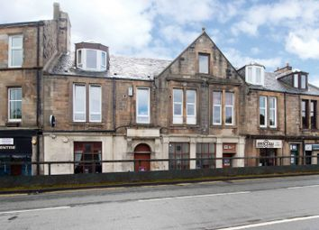 Thumbnail 2 bed flat for sale in Main Street, Stenhousemuir, Larbert