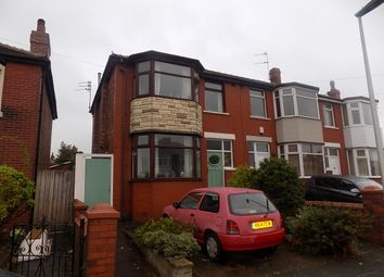 Thumbnail 3 bedroom semi-detached house for sale in Worcester Road, Blackpool
