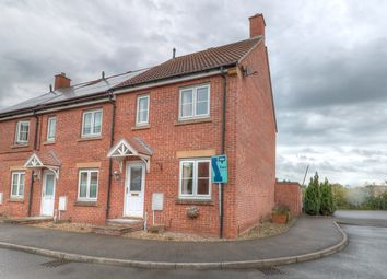 Thumbnail 3 bed terraced house for sale in Dorset Close, Highbridge