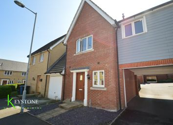 2 bed terraced house for sale in Saturn Road, Ipswich IP1