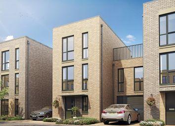 "Thumbnail 3 bed end terrace house for sale in ""Omah Sylva"" at Hauxton Road, Trumpington, Cambridge"