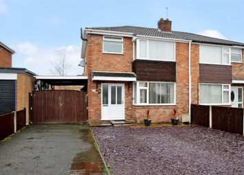 3 bed semi-detached house for sale in Maes Y Waun, Chirk, Wrexham LL14