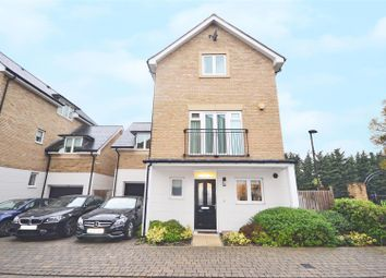 Thumbnail 5 bedroom detached house for sale in Marbaix Gardens, Isleworth