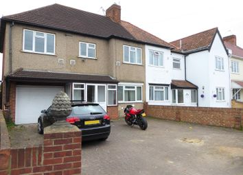 Thumbnail 5 bed semi-detached house for sale in Hatch Lane, Harmondsworth, West Drayton