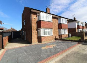 Thumbnail 5 bed semi-detached house for sale in Granby Road, Leagrave, Luton