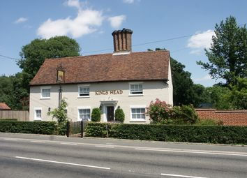 Thumbnail Pub/bar for sale in Chapel Road, Ridgewell
