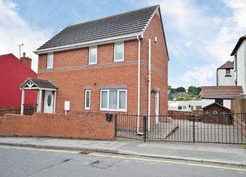 Thumbnail 3 bed detached house for sale in Brooke Street, Tibshelf, Alfreton