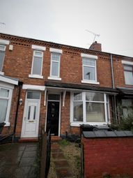 Thumbnail Terraced house to rent in Evans Street, Crewe