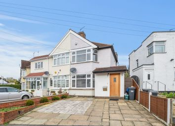 Thumbnail 2 bed semi-detached house for sale in Fernside Avenue, Feltham