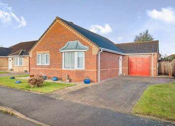 Thumbnail 2 bed detached bungalow for sale in Midsummer Gardens, Long Sutton, Spalding