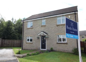 Thumbnail 3 bed detached house for sale in Woodlark Close, Bacup