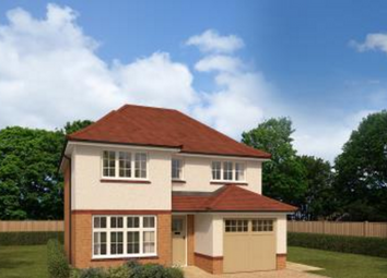 Thumbnail 4 bed detached house for sale in Saxon Gardens, Low Street, Sherburn In Elmet, North Yorkshire