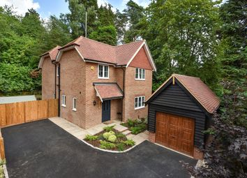 Thumbnail 4 bed detached house for sale in Tilford Road, Hindhead, Surrey