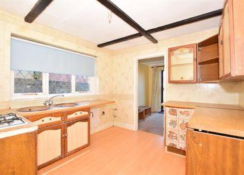 Thumbnail 2 bedroom detached bungalow for sale in Hothfield Road, Rainham, Gillingham, Kent