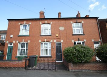 Thumbnail 2 bed terraced house to rent in Albion Street, Anstey, Leicester