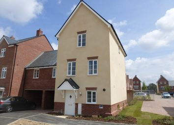 Thumbnail 4 bed town house to rent in 5 Sargent Way Wickhurst Green West Sussex, Broadbridge Heath
