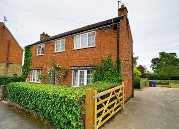Thumbnail 3 bed detached house for sale in Weldon Road, Hemswell, Gainsborough