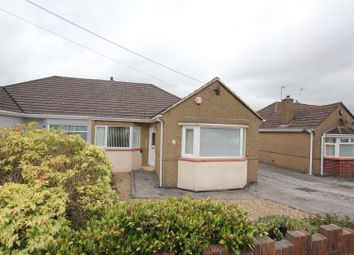 Thumbnail 3 bed semi-detached bungalow for sale in Highbury Crescent, Plympton, Plymouth