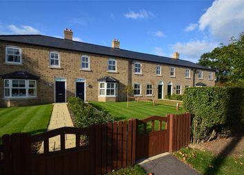 Thumbnail 3 bedroom terraced house for sale in Main Street, Hartford, Huntingdon, Cambridgeshire