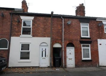 Thumbnail 3 bed terraced house for sale in Ledward Street, ., Winsford, Cheshire