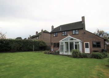 Thumbnail 4 bed detached house to rent in The Street, Appledore, Ashford