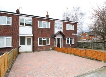 Thumbnail 3 bed terraced house to rent in Turnock Street, Macclesfield