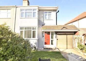 Thumbnail 3 bed semi-detached house to rent in Salisbury Road, Downend, Bristol