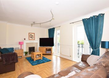 Thumbnail 4 bed town house for sale in Fennel Close, The Esplanade, Rochester, Kent